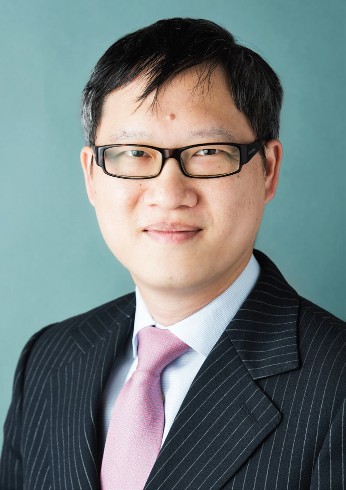 Cedric Tang: head of asset owner group, North Asia FTSE Russell